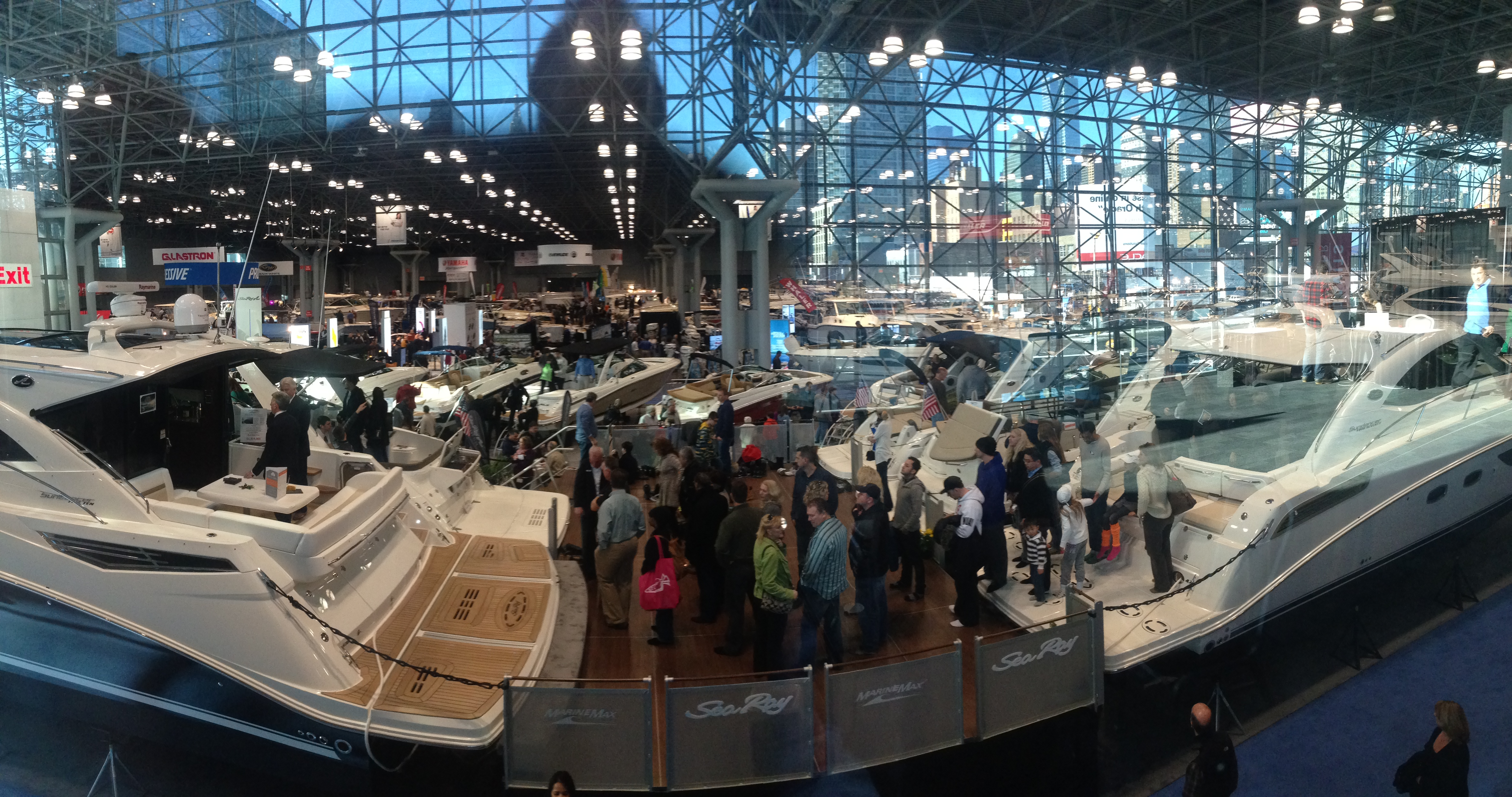 New York Boat Show Photo